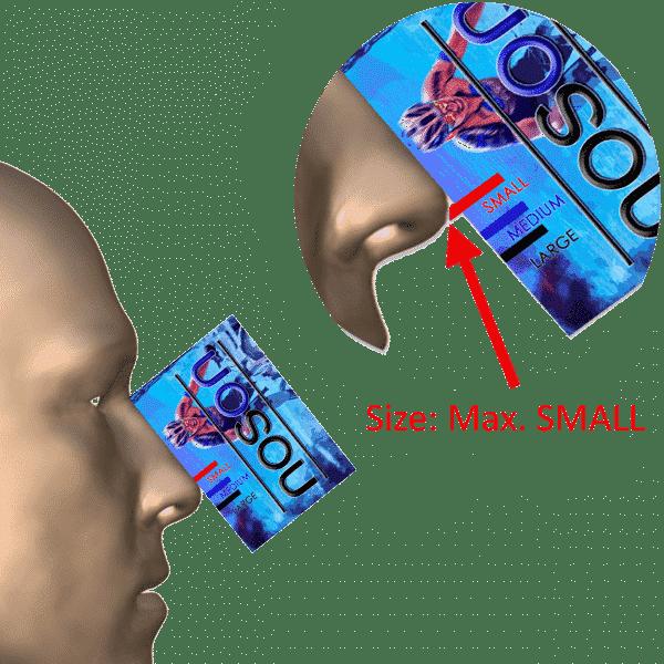 Noson measuring card