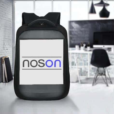LED Backpack - Noson Minim