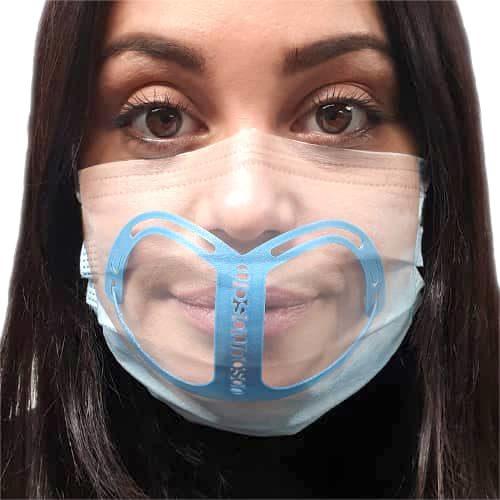 Noson Mask Braket